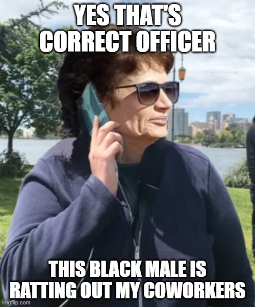 UWindsor Secretary Charlene Roe Calls Police on Black Student